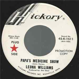 Leona Williams - Papa's Medicine Show