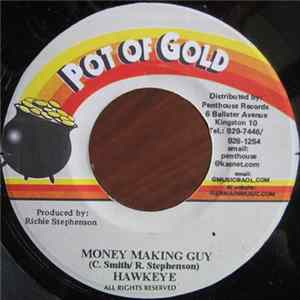 Hawkeye - Money Making Guy