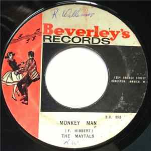 The Maytals - Monkey Man / Day And Night