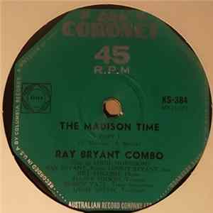 Ray Bryant Combo - The Madison Time