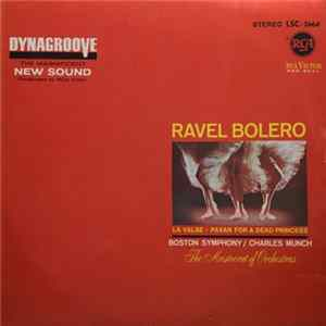 Debussy / Ravel - Charles Munch, Boston Symphony Orchestra - Bolero / Afternoon Of A Faun / Rapsodie Espagnole / La Valse
