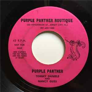 Tommy Daniels And Nancy Guss - Purple Panther