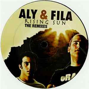 Aly & Fila - Rising Sun (The Remixes EP 1)