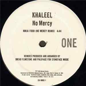 Khaleel - No Mercy