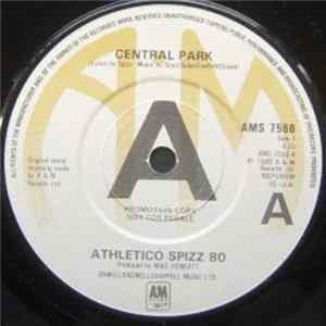 Athletico Spizz 80 - Central Park
