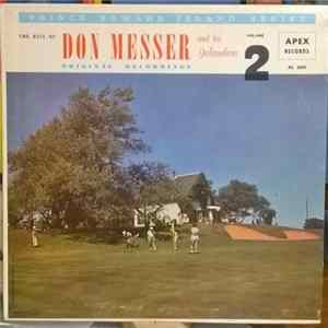 Don Messer And His Islanders - The Best of Don Messer and his Islanders Volume 2 Original Recordings