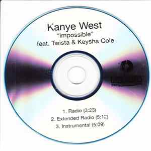 Kanye West Feat. Twista & Keysha Cole - Impossible