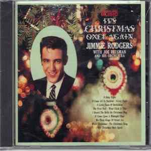 Jimmie Rodgers With Joe Reisman's Orch. & Chorus - It's Christmas Once Again