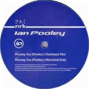 Ian Pooley - Missing You