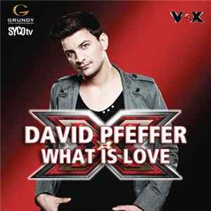David Pfeffer - What Is Love